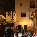 Un ferit amb cremades lleus en un incendi d'un habitatge a Torredembarra