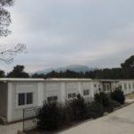 Mont-roig demana a la Generalitat que traslladi els barracots de l'Institut Antoni Ballester