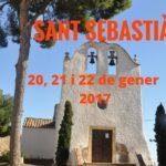 El barri de Clarà de Torredembarra celebra les Festes de Sant Sebastià del 20 al 22 de gener
