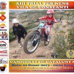"""Arriba la XIII edició del Trial per nens """"Vila de Constantí"""""""