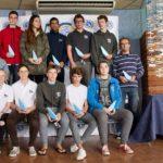 El Club Nàutic Salou acull el III Trofeu Veles i Vent