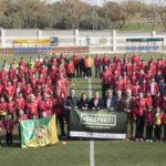 El Centre d'Esports Constantí presenta els equips davant la seva afició