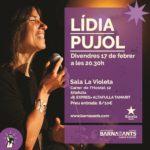 El Festival Barnasants posa a la venda les entrades pel concert de Lídia Pujol a Altafulla