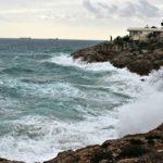 Alerta pel fort onatge a tota la costa