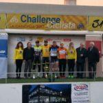Pierre-Henry Jung guanya el Trofeu d'Hivern i Arnau Solé s'endú la Challenge Ciclista la Canonja