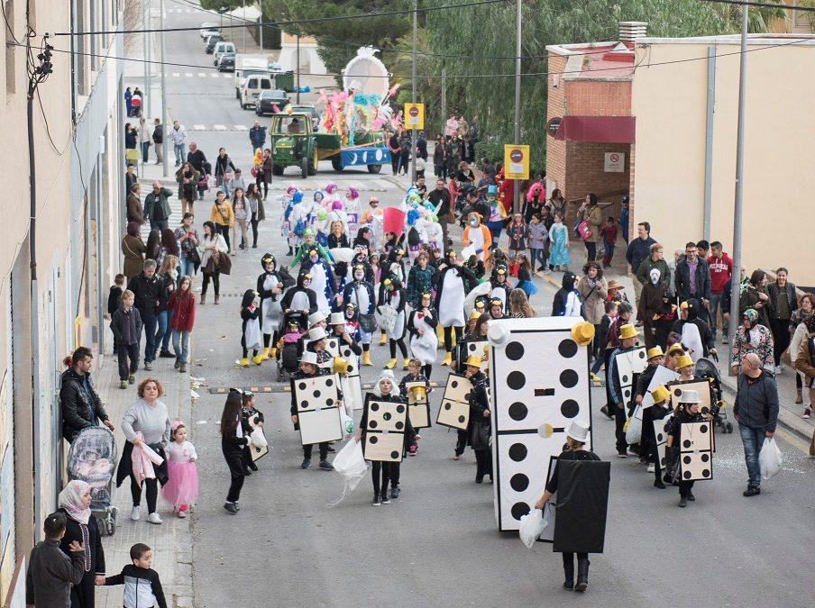 Dos caps de setmana d'activitat festiva dins el Carnaval de Constantí