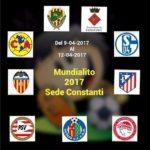 Constantí rebrà l'Atlético de Madrid, València, PSV o Amèrica de Mèxic al Mundialito Infantil