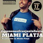 David Guapo, Gisela i la jornada gastronòmica, plats forts de les festes de Miami Platja