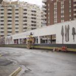 L'estació d'autobusos de Tarragona llueix un mural de l'artista urbana internacional Hyuro