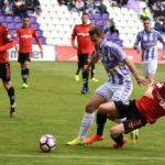 El Nàstic ressorgeix a Valladolid