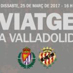 El Nàstic prepara el desplaçament a Valladolid