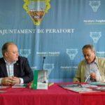 Josep Pedro publica a Perafort 'Records d'un temps passat'