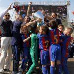 Clou el Mundialito, que situa al mapa internacional de futbol infantil la Costa Daurada