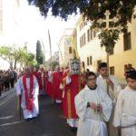 FOTOS I PROGRAMA   La benedicció de Palmes enceta el tram final de la Setmana Santa
