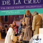 Altafulla escenificarà la Passió de Crist amb el tradicional 'Camí de la Creu'