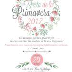 El comerç de Vandellòs i l'Hospitalet celebrarà dissabte la Festa de la Primavera