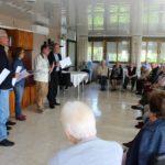 La lectura arriba per Sant Jordi a les residències d'avis de Creixell