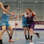 El Tarragona Fem Bàsquet guanya el Bencriada i depèn d'ell mateix per la permanència (48-56)