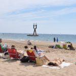 Les platges de Torredembarra tindran socorrisme i altres serveis per Setmana Santa