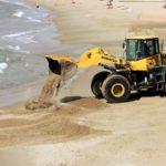Costes inicia la regeneració de les platges Llarga i Punta d'en Guineu de Roda de Berà