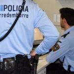 Detenen un individu per un robatori amb força en un bar de Torredembarra