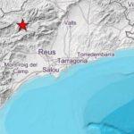 Prades pateix un terratrèmol de 2,6 graus