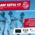 Torna el Nasticamp Estiu, el campus de futbol del Nàstic