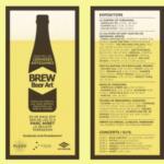 Cinc cerveses artesanes participen a la segona mostra Brew Beer Art de La Secuita