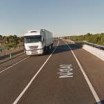Unes obres provoquen cues quilomètriques a l'N-340 a La Riera de Gaià en sentit Tarragona