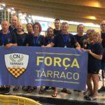Nou medalles d'or, 14 de plata i quatre de bronze en la millor actuació del CN Tàrraco a Catalunya