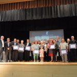 La comarca reconeix les persones i entitats més distingides