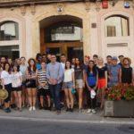 El Camp de Treball de la Riera de la Boella aplega 25 joves de diferents nacionalitats a la Canonja