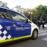 La Guàrdia Urbana realitza tres detencions: maltractament domèstic, desobediència i venta de drogues