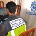 Detingut un tarragoní multirreincident per administrar un xat pedòfil internacional