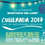 Tot a punt per a la Fira Cullerada 2017 de Mont-roig del Camp