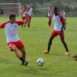 El lateral esquerre Carrión, nou jugador grana