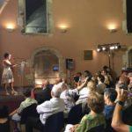 El pregó d'Isabel Ciuró i la Tronada fan que Torredembarra esclati de festa