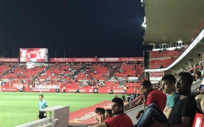 1.000 socis podran entrar al Nou Estadi per presenciar el Nàstic-RCD Espanyol B d'aquest diumenge