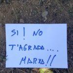 El PSC denunciarà a Fiscalia l'empaperada de la casa de l'exalcalde socialista d'El Catllar