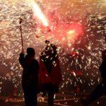 El Ball de Diables de Torredembarra celebra el XXè aniversari del ball