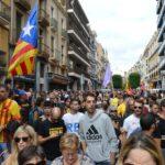 Prop de 10.000 persones prenen els carrers de Reus