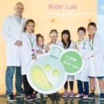 BASF apropa la química als més petits amb motiu del Dia Mundial de l'Alimentació