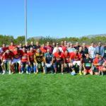 Miami estrena gespa artificial al nou camp de futbol i completa els canvis fets també a Mont-roig