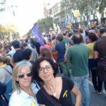 La manifestació per la llibertat de Sànchez i Cuixart aplega 450.000 persones, segons la Urbana