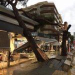 Prop de 300 trucades al 112 des del Tarragonès i l'Alt Camp per la tempesta