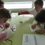 L'Escola les Eres de Creixell celebra el Dia de la Ciència