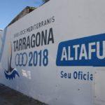 L'escola La Portalada d'Altafulla lluirà un mural dels Jocs Mediterranis