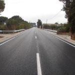 Mor un motorista en topar amb un cotxe a la carretera de Reus al Morell
