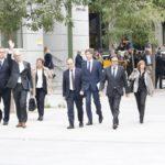 El Suprem manté a presó Junqueras, Forn, Sànchez i Cuixart i imposa una fiança de 100.000 euros als altres sis
