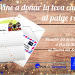 El patge reial recollirà dissabte les cartes dels Reis Mags al Teatret del Serrallo